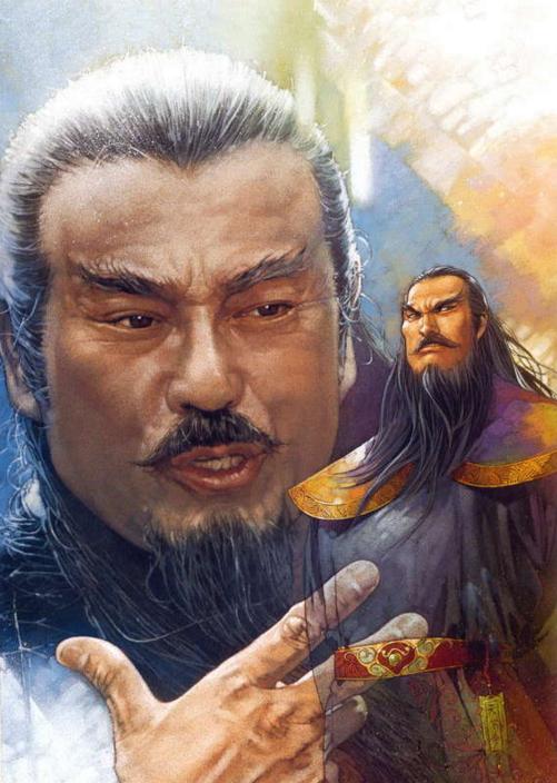 Trong truyện Phong Vân, Hùng Bá là kẻ đã gây ra nhiều thảm cảnh khốc liệt cho nhiều môn phái trên giang hồ.