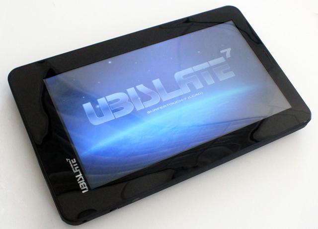 Tablet Aakash, trò lừa tablet giá rẻ đã từng khiến nhiều người dùng Ấn Độ điêu đứng.