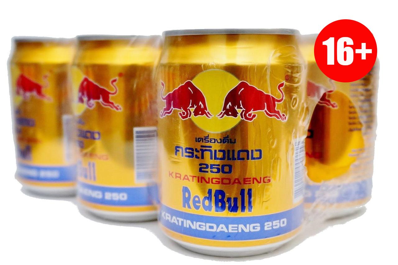 Một lon Red Bull 250 ml chứa tới 80 mg caffeine và 27 g đường.