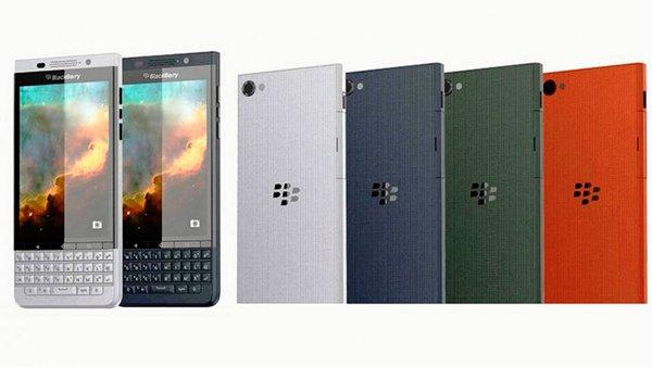 Những thiết bị tầm trung của BlackBerry có thể ra mắt trong năm nay.