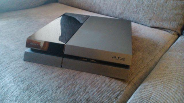 Đây là máy chơi game PlayStation 4
