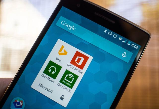 Tham vọng của Microsoft với Cyanogen OS là hết sức rõ ràng.