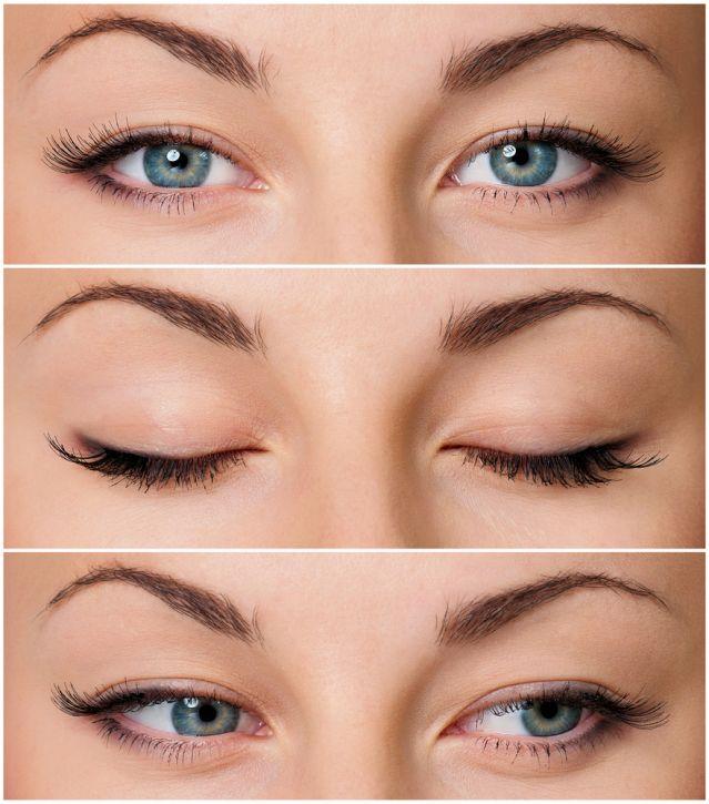 Các nhà khoa học cho rằng tOKN sẽ định kì làm mới lại chuyển động mắt đưa mắt về vị trí cũ để tránh căng cơ mắt. Nhưng thay vào đó, họ phát hiện rằng các chu kì làm mới khi chớp mặt không hề nhất quán và lệch 3-8 độ tùy vào tình nguyện viên.