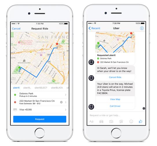 Chat bot có thể giúp các doanh nghiệp tương tác với khách hàng một cách tự động