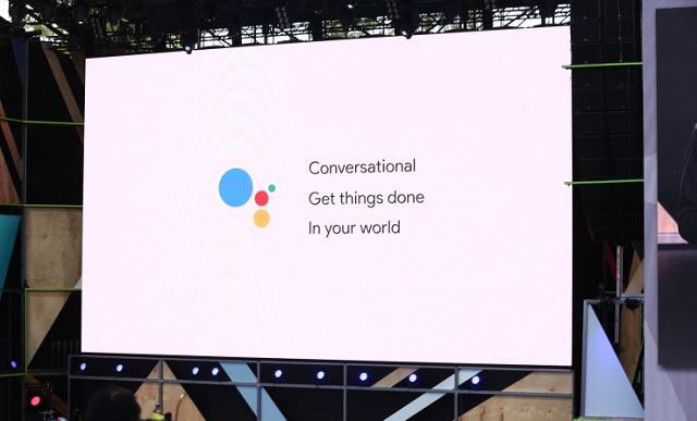 Đến giờ Google mới ra mắt được một trợ lý ảo ngang tầm Siri, Cortana và Alexa.