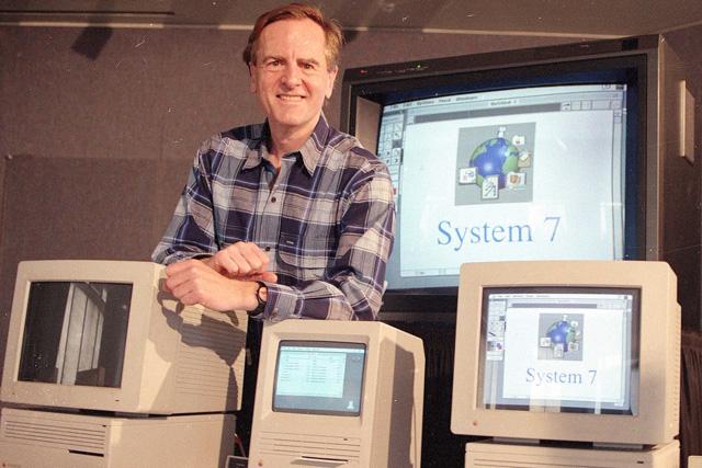 John Sculley, cứu tinh và tội đồ của Apple.
