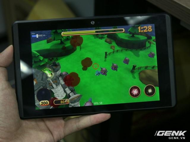 Hãy cùng chúng tôi trải nghiệm cảm giác chơi game trên chiếc tablet Tango độc quyền này.