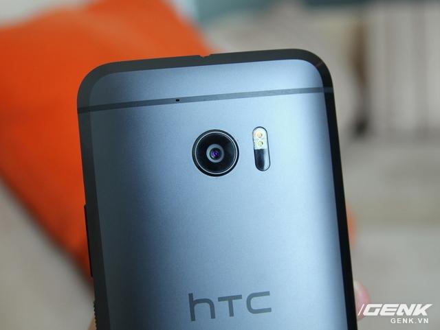 Thiết kế của HTC 10 trong năm nay đã hoàn thiện hơn rất nhiều