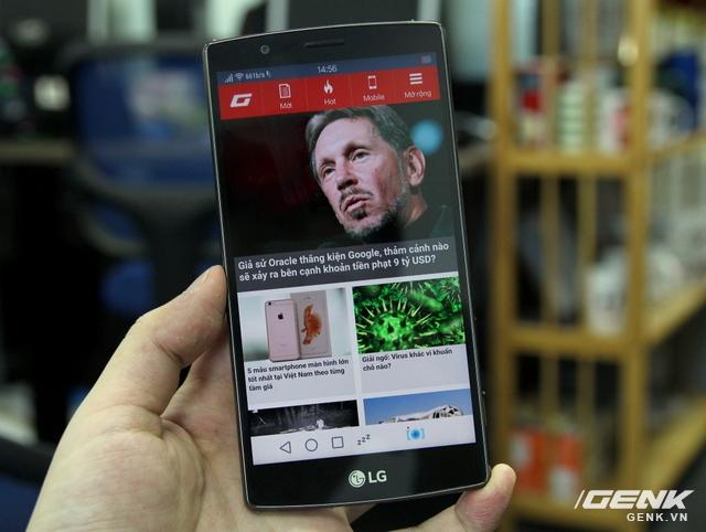 Có khi nào do chạy BlurOS nên LG G4 không gặp phải lỗi đột tử? (đùa chút thôi nhé)