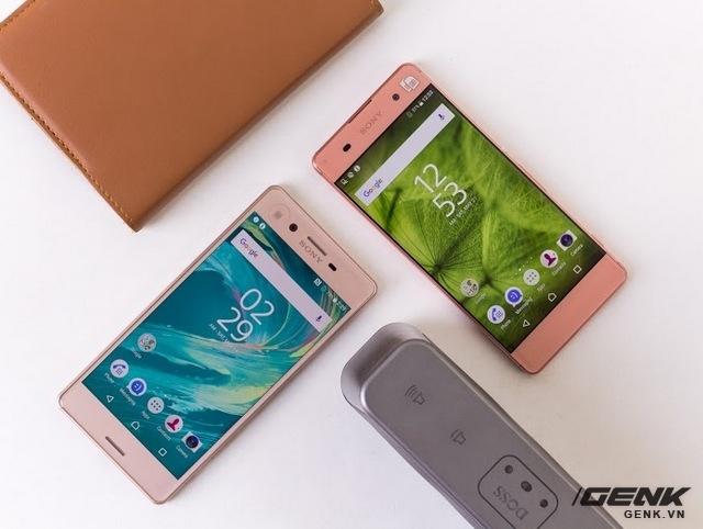 Vừa qua, Sony đã nhanh chóng công bố giá bán chính thức của bộ đôi Xperia X và Xperia XA tại nước ta