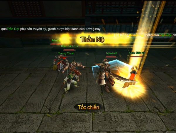 Thủy Hử 3D là game online mobile 3D đầu tiên tại Việt Nam, được dựng trên Unity 3D