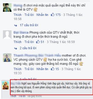 Và cả Comment hài hước lẫn nghiêm túc của Fan.
