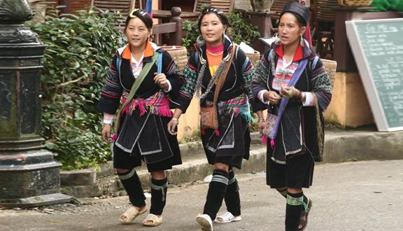 Hình ảnh dân tộc H'Mông tại Việt Nam