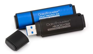 USB Flash có thể hủy từ xa trong trường hợp thất lạc.