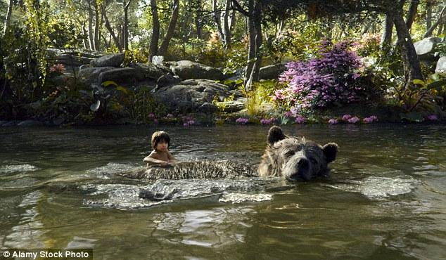 Những câu chuyện về trẻ nhỏ được nuôi nấng bởi động vật vẫn luôn được kể lại qua hàng thế kỷ như mối quan hệ trong Jungle Book.