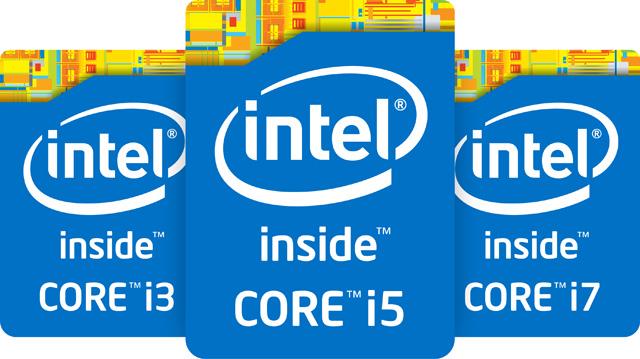 Mỗi năm, Intel chỉ thay đổi logo một chút ít.