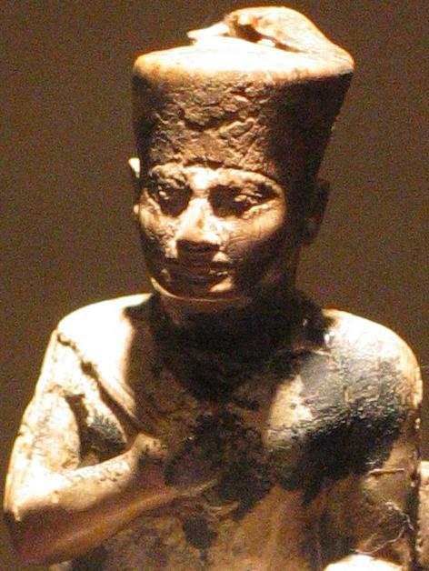 Pharaoh Khufu.