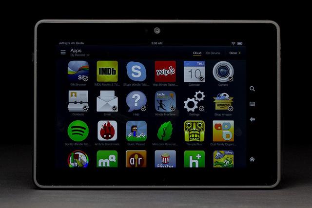 Năm 2013, Amazon lại gây sốc khi trang bị chip Snapdragon 800 cho một chiếc máy tính bảng có giá chỉ 230 USD.