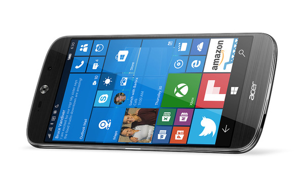 Liệu có phải một xu hướng mới trong đó các hãng máy tính chưa từng hoặc ít sản xuất smartphone đang nắm bắt cơ hội phát triển với Windows 10 Mobile đang được hình thành?
