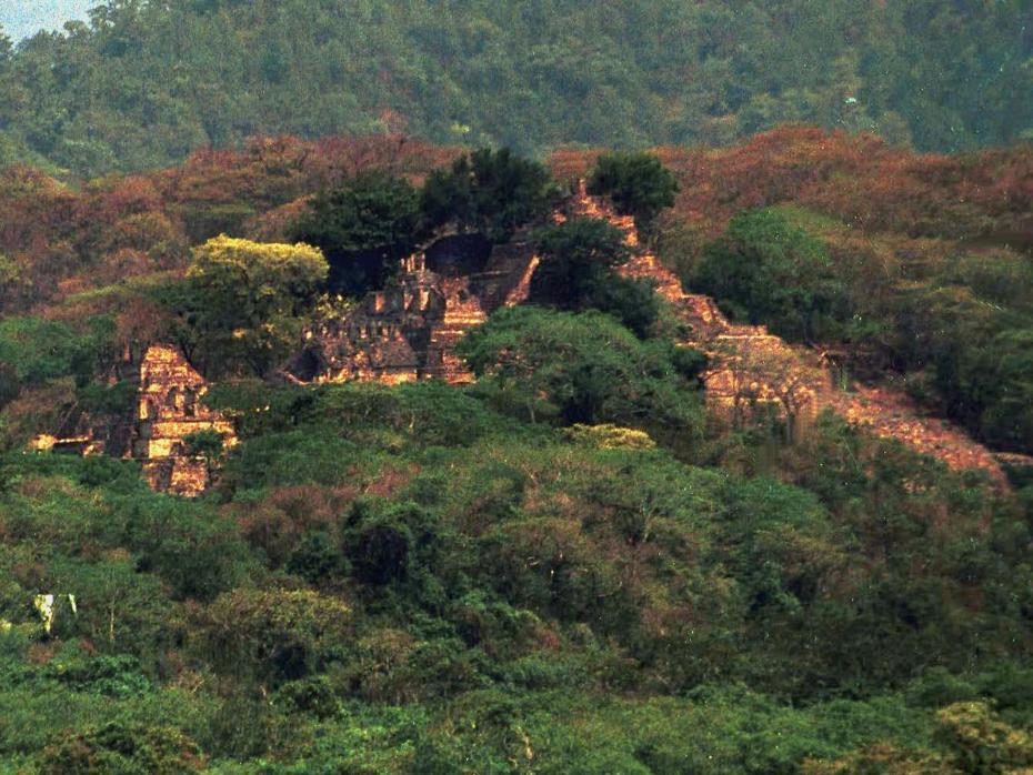 Theo các nhà khảo cổ học, đây có lẽ là một trong những di tích lớn nhất về thành phố thuộc nền văn minh Maya.