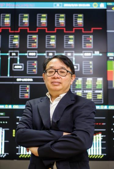 CEO Gerald Wong.