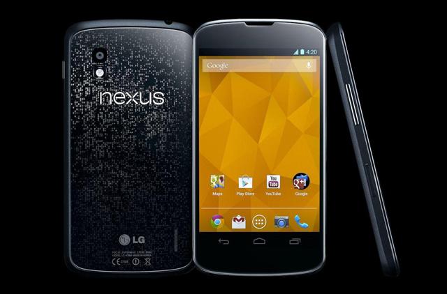 Chiếc Nexus 4 đóng vai trò quan trọng trong quá trình khẳng định vị thế của LG.