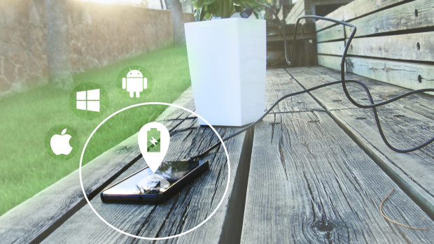 Bioo Lite có thể sạc được nhiều loại thiết bị.
