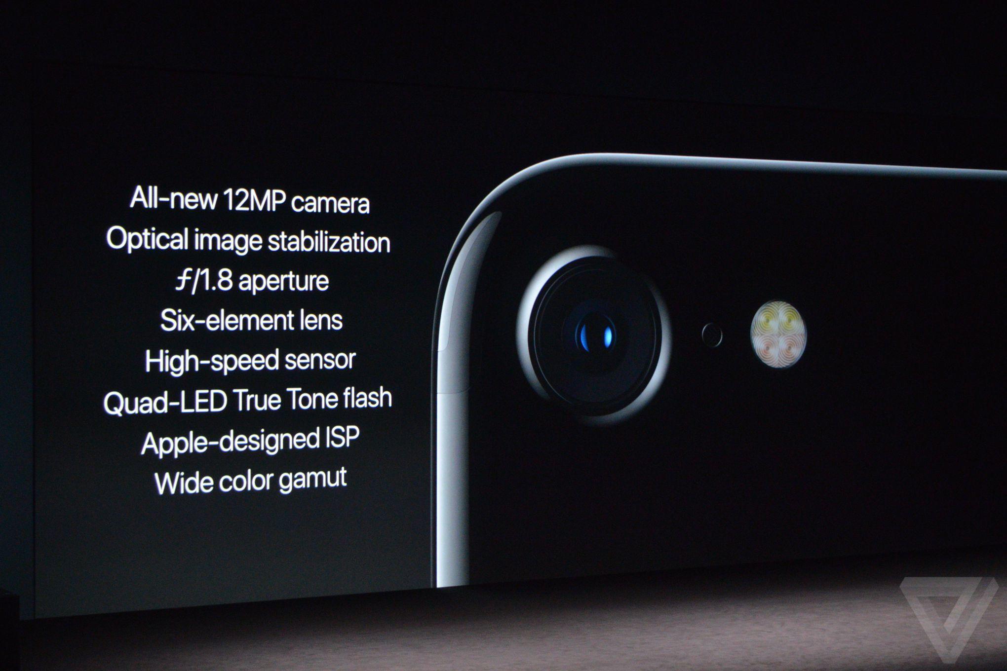 Camera có nâng cấp mạnh mẽ nhất.