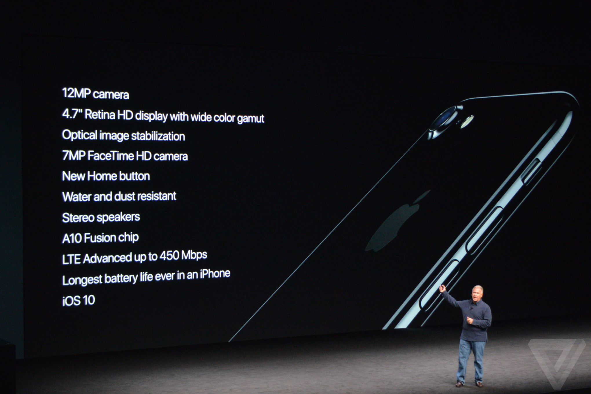10 tính năng mới của iPhone 7.