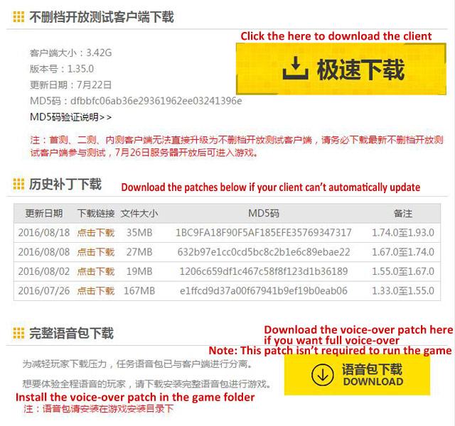 Hướng dẫn game thủ Việt cách tải và đăng ký chơi Closers Online - Game online phong cách Nhật Bản cực hay