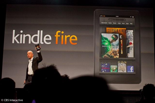 Amazon là công ty đầu tiên phá giá tablet Android.