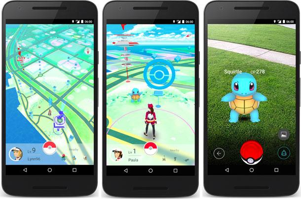 Hiện tại không còn chú Pokémon nào xuất hiện trên bản đồ
