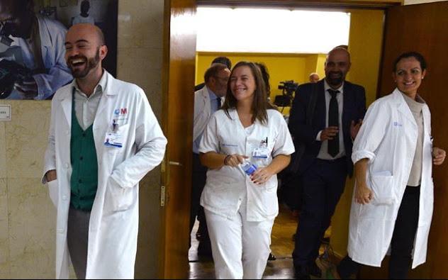 Một người đàn ông 37 tuổi đến từ Barcelona được chữa khỏi sau khi bị nhiễm virus HIV năm 2009.