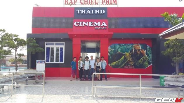 Rạp chiếu phim Thái HD, thành phố Hải Dương