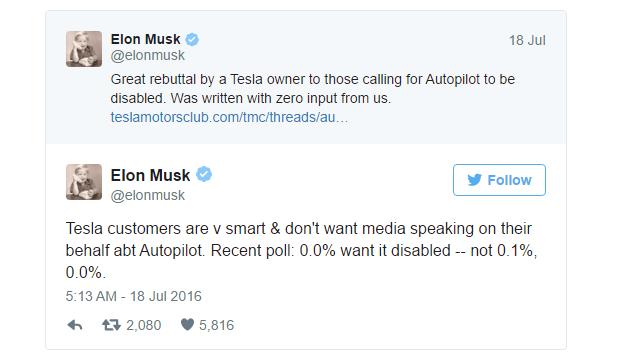 Bài viết dưới đây của một người chủ xe Tesla đã được chính Elon Musk đăng tải lại trên Twitter cá nhân.