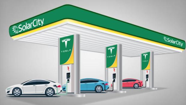 Liệu một cây bơm điện kết hợp giữa Tesla và SolarCity có thể xuất hiện trong tương lai?
