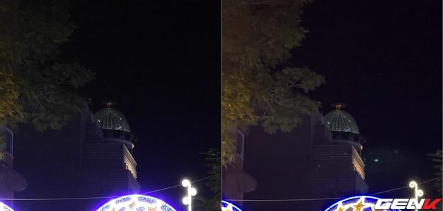 LG V10 (trái) vs. Lumia 950 (phải).