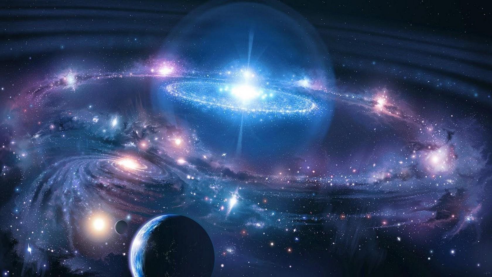 Bạn sẽ làm gì trong khi đợi proton phân rã hết? Đi dạo vài vòng quanh vũ trụ để chờ có vẻ là cách hợp lý.