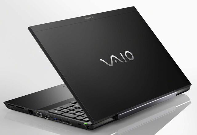 Sony đã không thể chứng minh được rằng laptop của mình xứng đáng với mức giá cao cấp.