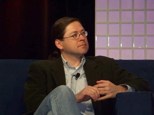 Johnathan Schwartz, cựu CEO của Sun Microsystems, công ty sáng tạo ra Java sau này được bán lại cho Oracle.