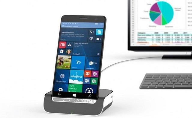 Nếu Microsoft ra mắt Surface Phone thì iPad Pro sẽ gặp đối.