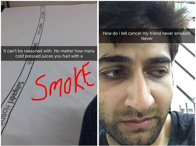 Bạn tôi, cô ấy không hút thuốc mà vẫn chết vì ung thư đấy