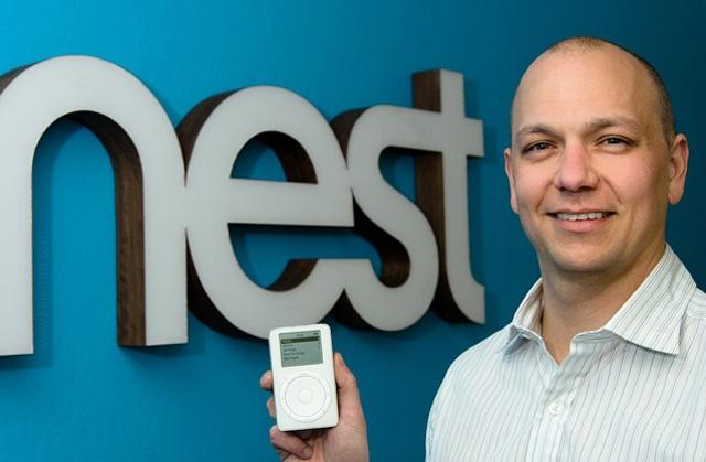 Cha đẻ của iPod, nhà sáng lập của Nest, Tony Fadell.
