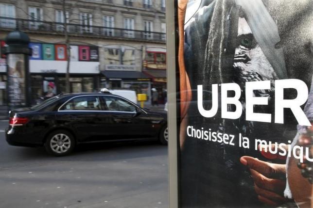 Uber bị tuyên phạt 90.000 USD do dịch vụ UberPop hoạt động trái phép.