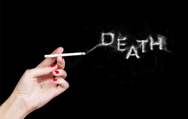 Thói quen hút thuốc thường xuyên sẽ là con đường ngắn nhất dẫn bạn đến với Thần Chết sớm hơn dự tính.