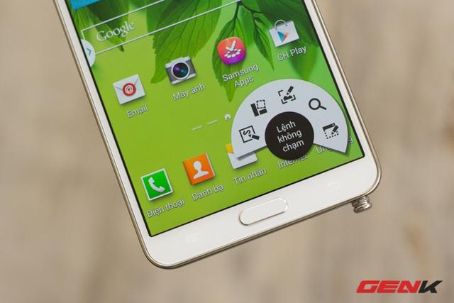 Đánh giá nhanh Samsung Galaxy Note 3 sắp bán tại Việt Nam