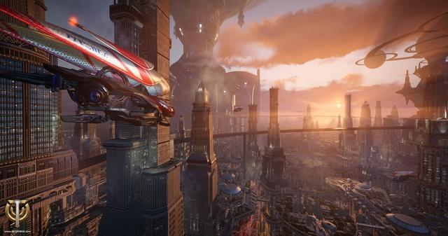 Skyforge - Game online đỉnh cao hứa hẹn là bom tấn hè này