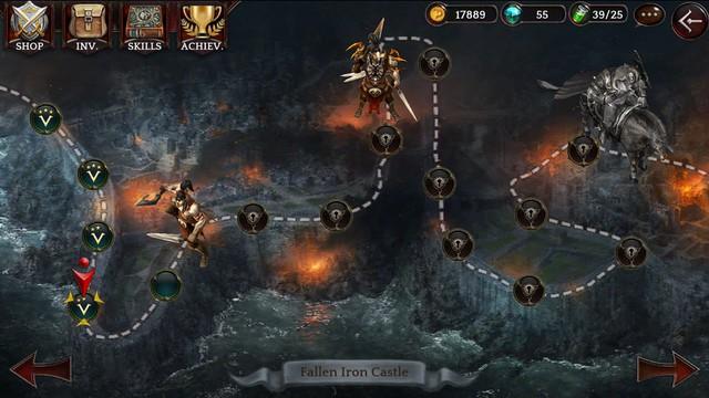 Darkness Reborn - Bom tấn MORPG đỉnh cao chính thức ra mắt