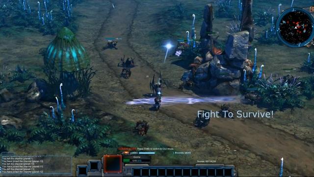 Xuất hiện tựa game bắn súng rất thú vị Colonies Online 1
