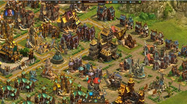 Elvenar - Game chiến thuật phong cách Clash of Clans mới ra mắt